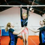 Gymnastiek assistent