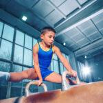 Gymnastiek leider